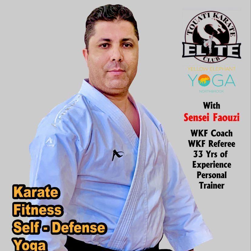 T.Elite karate Club