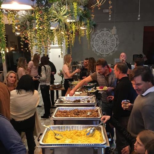 Rent our restaurant for your private party (Monday, Tuesday, Wednesday 6:00 to 11:00 p.m.).