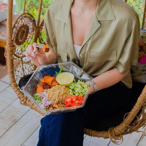 Juicy Ladies has food you can trust!