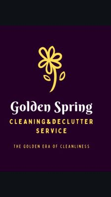 Avatar for Golden Spring Cleaning & Decluttering