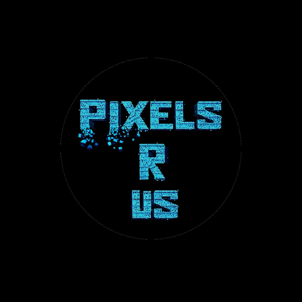 Pixels R Us 360 Video Booth