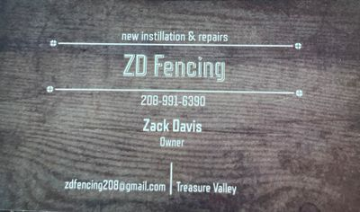 Avatar for ZD Fencing