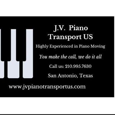 Avatar for J.V. Piano Transport US