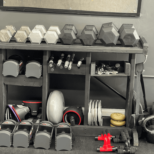 Dumbbell Selection