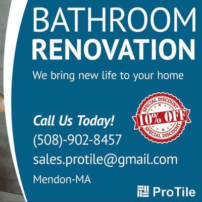 Avatar for Protile Bathroom Renovations