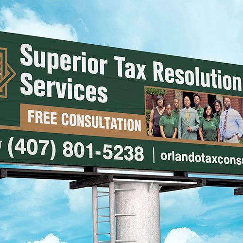 Billboards through Seminole and orange county