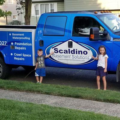 Avatar for Scaldino Basement Solutions