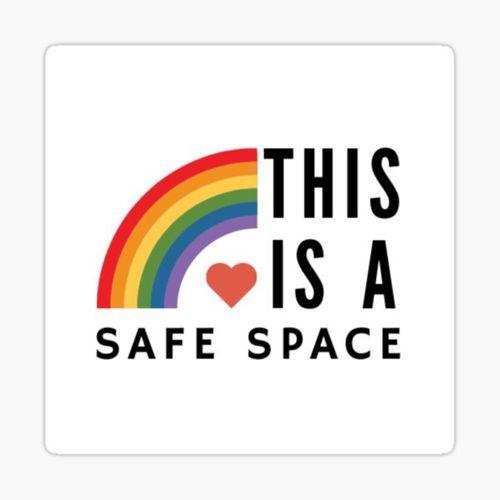 LGBTQI+ folx welcome.