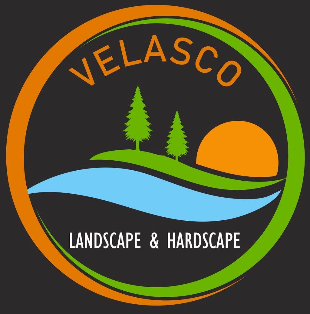 Velasco landscape and hardscape