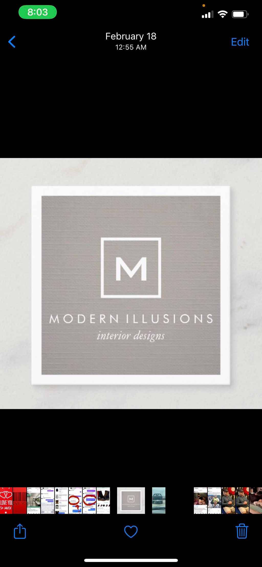 Modern Illusions Interior Design