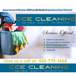 Avatar for CCE CLEANING
