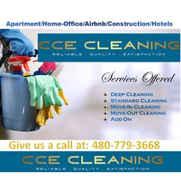 CCE CLEANING