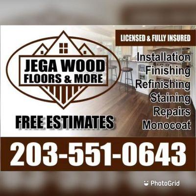 Avatar for JEGA wood floors llc