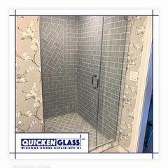 Quicken Glass Shower Door & Enclosure