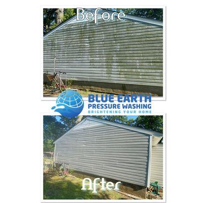 Avatar for Blue Earth Pressure Washing