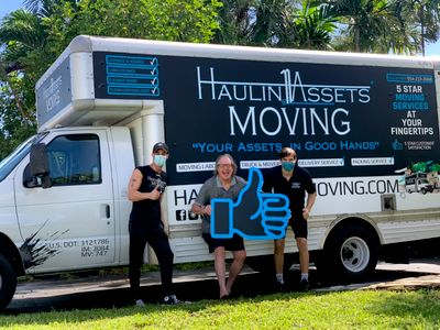 Avatar for Haulin Assets Moving