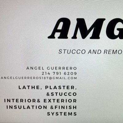 Avatar for A.M.G Stucco and Remodeling