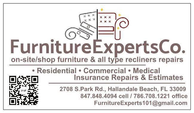 FurnitureExpertsCo & Recliners Repairs