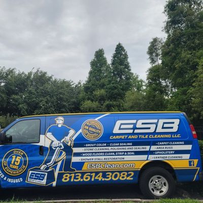 Avatar for ESB Carpet and Tile Cleaning LLC.