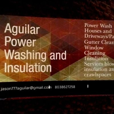 Avatar for Aguilar Power Washing and Insulation