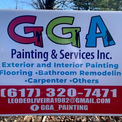 Avatar for GGA Painting & Services