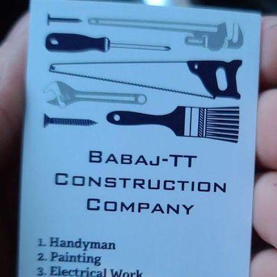 Avatar for Babaj-tt Construction Company