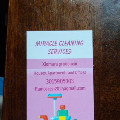 Avatar for Miracle Cleaning services