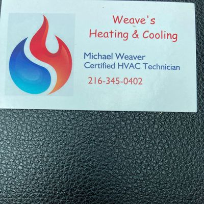 Avatar for Weaves heating & cooling