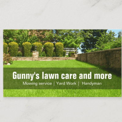Avatar for Gunny's Lawncare and More LLC