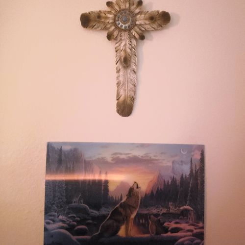 Cherokee Nation Native Cross