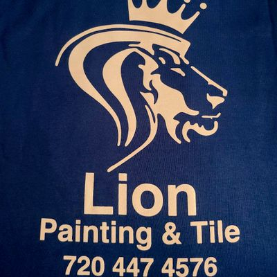 Avatar for lion painting and tile