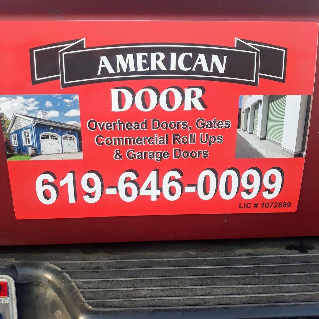 AmericanDoor- Garage Repair