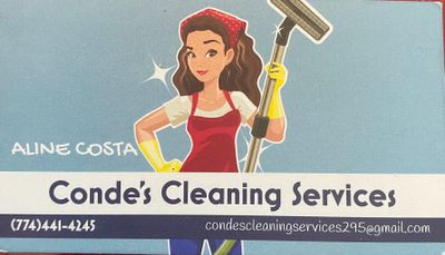 Avatar for Conde's Cleaning Service