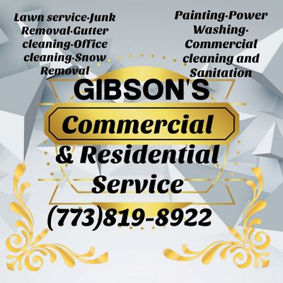 Avatar for Gibson's Commercial & Residential Service