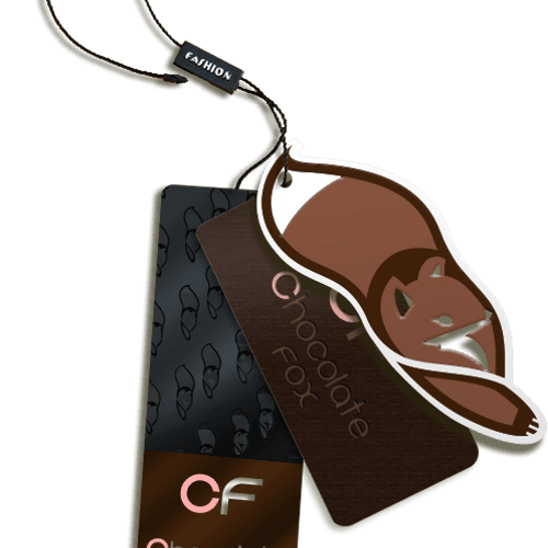 Chocolate Fox Logo