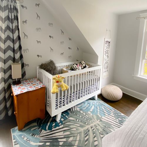 Nursery space