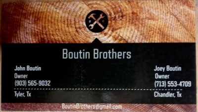 Avatar for Boutin Brothers Property Services