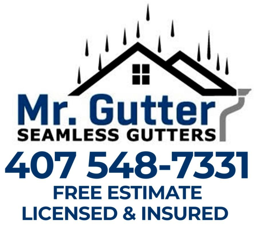 Mr. Gutter - Seamless Gutters (10% OFF)