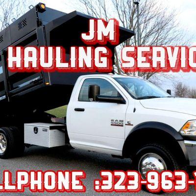 Avatar for JM HAULING SERVICE