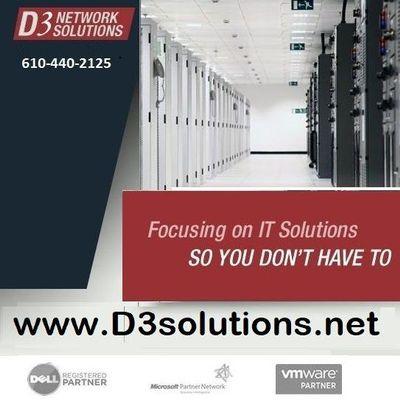 Avatar for D3 Network Solutions LLC.