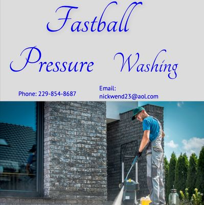 Avatar for Fastball Pressure Washing