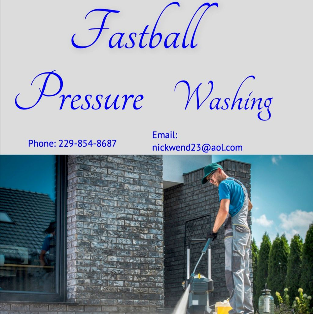 Fastball Pressure Washing
