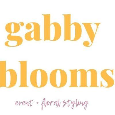 Avatar for GabbyBlooms Event & Floral Design