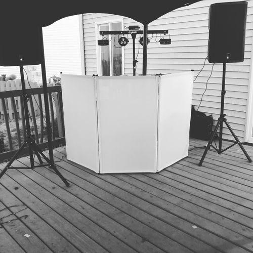 Full set-up!