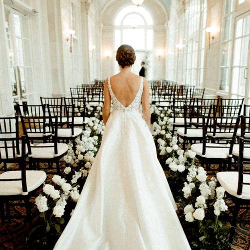 Hermitage Hotel Wedding