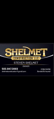 Avatar for Shelmet Construction
