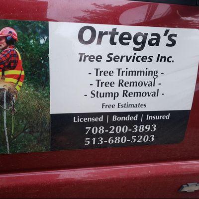 Avatar for Ortega's trees services