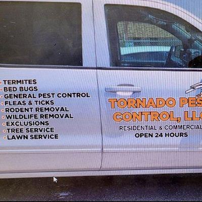 Avatar for Tornado pest control LLC