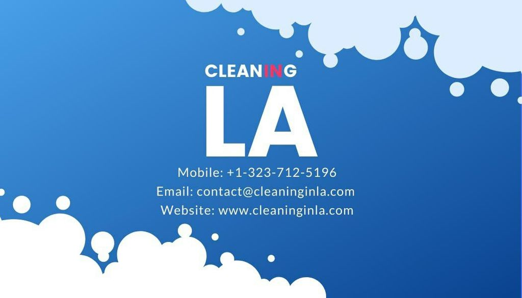 Cleaning in LA