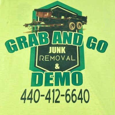 Avatar for Grab & Go junk removal and demo